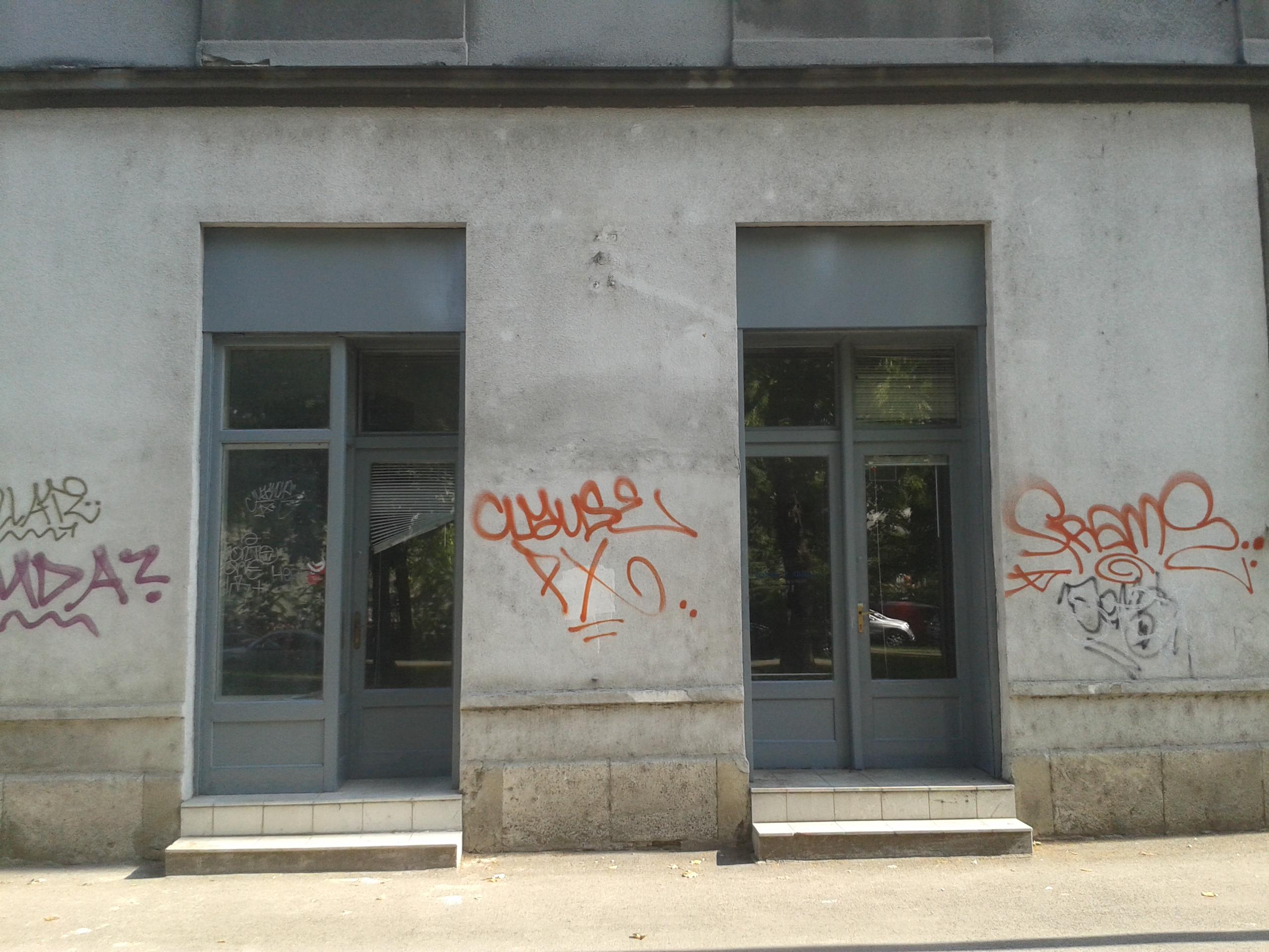 Baza za umjetnost i aktivizam / FOTO: Srđan Kovačević